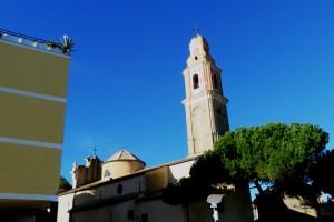 San Lorenzo al Mare (IM), Chiesa Parrocchiale di Santa Maria Maddalena