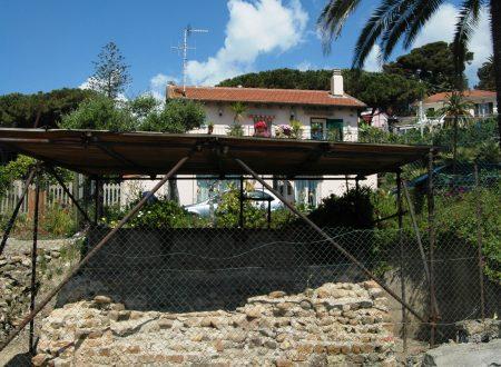 Sanremo (IM), scavi della Villa Romana di Bussana Mare