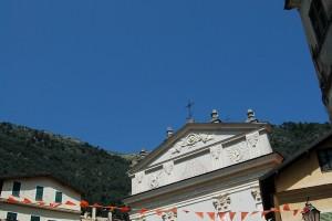 Airole (IM), Chiesa dei SS. Filippo e Giacomo