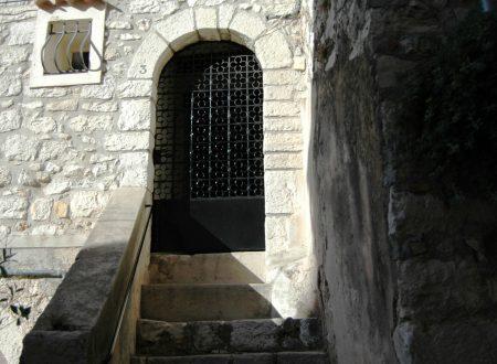 La Turbie, un angolo di centro storico