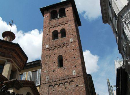 Milano, campanile di S. Satiro