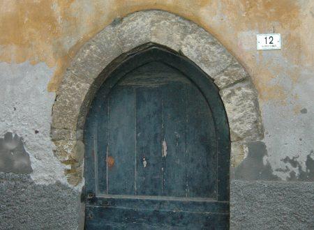 Imperia, Borgo Marina, ex Cappella di S. Giovanni Battista