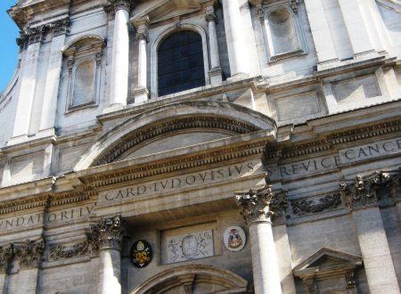 Roma, Chiesa di S. Ignazio di Loyola