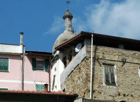 Soldano (IM), il campanile vecchio