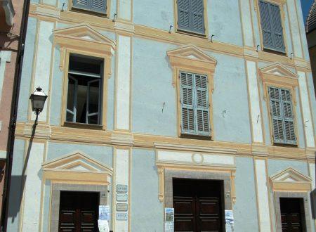 Sanremo (IM), Piazza San Siro, un palazzo
