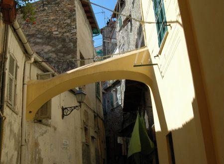 Ventimiglia (IM), centro storico della Città Alta