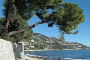 Ventimiglia (IM), la zona di ponente
