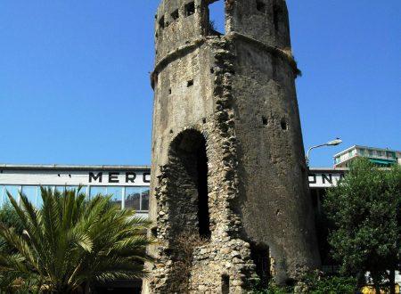 Sanremo (IM), Torre Ciapèla