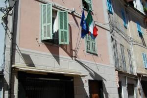 Camporosso (IM), Municipio (ex Palazzo dei Marchesi Doria)