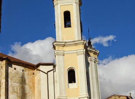 Ceriana (IM),  Chiesa Parrocchiale dei Santi Pietro e Paolo