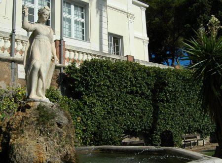 Bordighera (IM), Palazzo Garnier