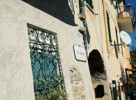 Pompeiana (IM), centro storico