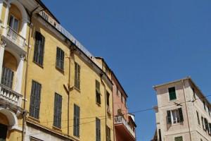 Sanremo (IM), Via Corradi