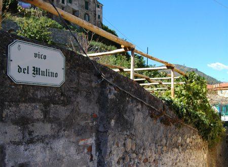 Ventimiglia (IM), Vico del Mulino
