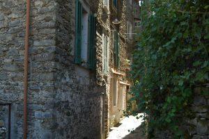Dolceacqua (IM), quartiere Borgo