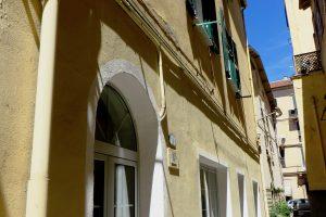 Ventimiglia (IM), zona Vallone