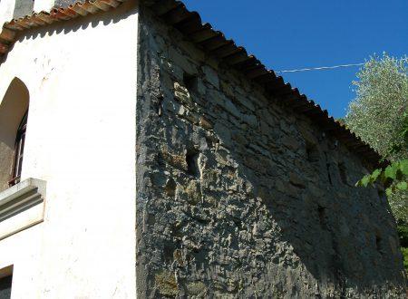 Fanghetto, Frazione di Olivetta San Michele (IM), Val Roia: Cappella dell'Immacolata
