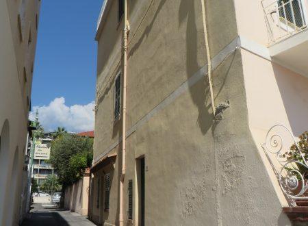 Sanremo (IM) – una traversa di Corso Trento Trieste