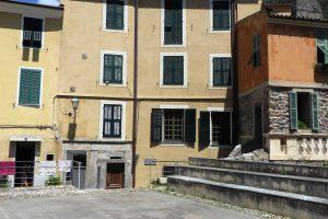 Pigna (IM) – Piazza Castello