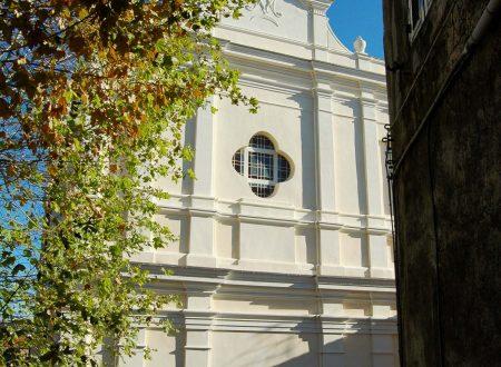 Poggio, Frazione di Sanremo (IM) – Chiesa Parrocchiale di Santa Margherita d'Antiochia