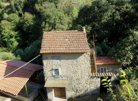 Vallebona (IM) – vallone del torrente Borghetto
