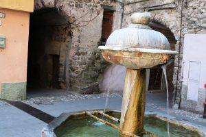 Isolabona (IM) – Fontana del 1486