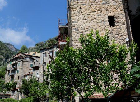 """Rocchetta Nervina (IM) – La Torre di """"e dubarie"""", antica conceria"""