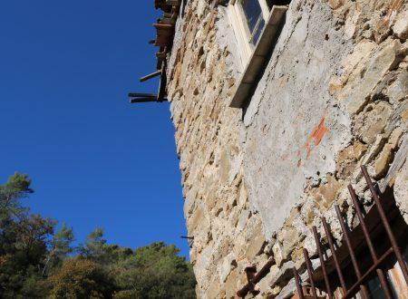 Perinaldo (IM) – un vecchio mulino in Località Massabò