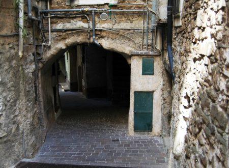 San Biagio della Cima (IM): Via Annunziata