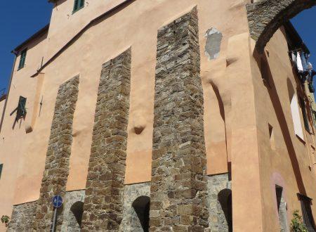 Santo Stefano al Mare (IM): lungo la pista ciclabile