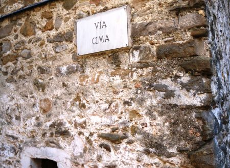 Soldano (IM): Via Cima