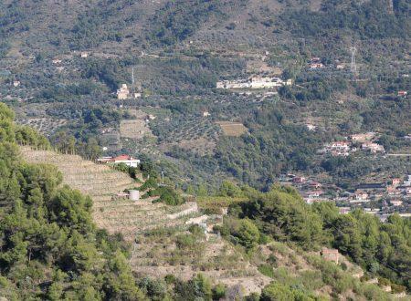Soldano (IM): una vista sulla Val Verbone