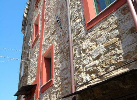 Civezza (IM): Torre degli Svizzeri